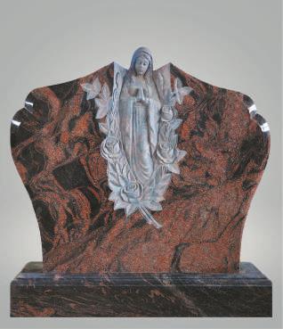 Элитный гранитный памятник №10