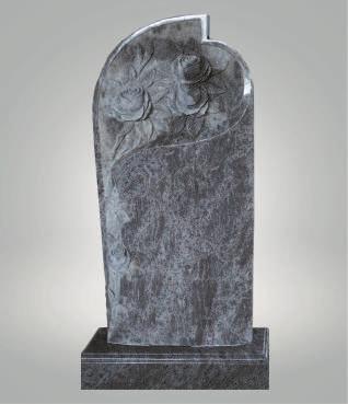 Элитный гранитный памятник №12