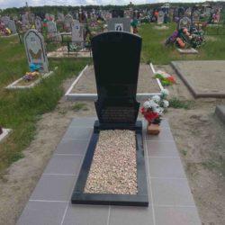 Благоустройства места захоронения №19