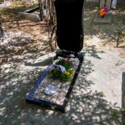 Благоустройства места захоронения №35
