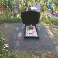 Благоустройства места захоронения №47