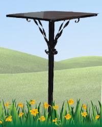Железный столик №1