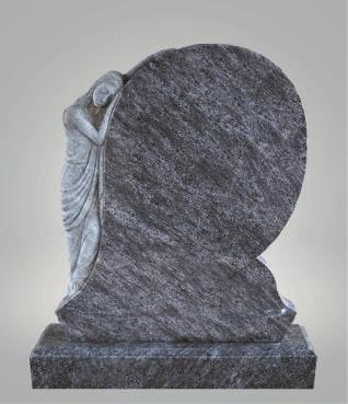 Элитный гранитный памятник №6