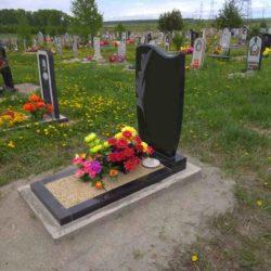Благоустройства места захоронения №49
